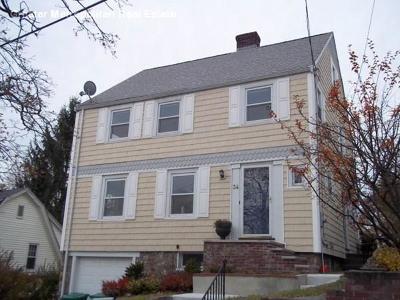 Medford Rental For Rent: 34 Boynton Rd