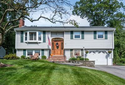 Billerica Single Family Home Contingent: 18 Burnham Road