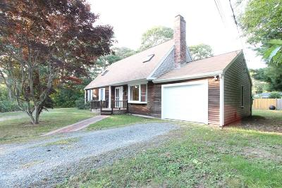 Falmouth Single Family Home Under Agreement: 15 Wickertree Rd