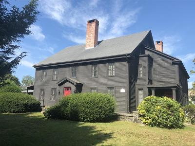 Peabody Single Family Home Under Agreement: 348 Lowell St