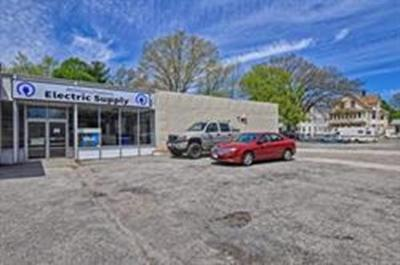MA-Bristol County Commercial For Sale: 193 Pine St