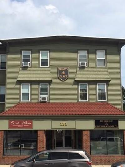 MA-Bristol County Commercial Under Agreement: 121-123 N. Main Street