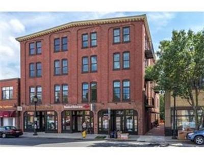 Medford Rental Under Agreement: 30 High St #23