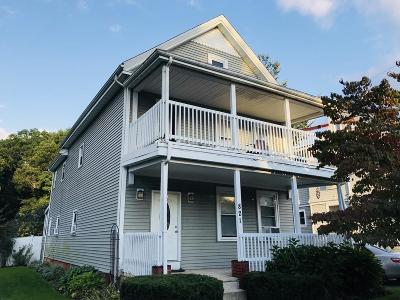 Whitman Multi Family Home Under Agreement: 821 Washington St