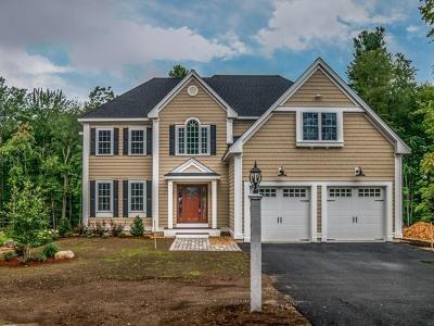 Harvard Single Family Home For Sale: 62 Old Littleton