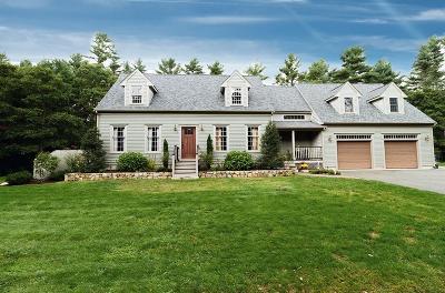 Rochester Single Family Home For Sale: 9 Mayflower Lane