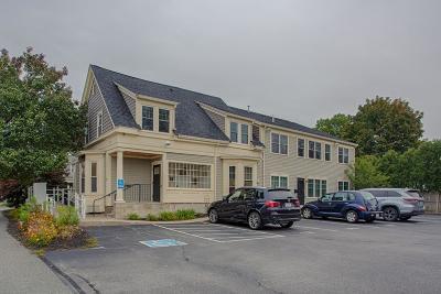 Danvers Condo/Townhouse Sold: 74 Elm St #3