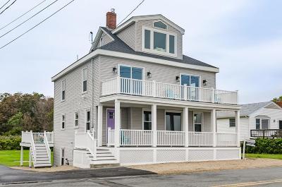 Hull Single Family Home Price Changed: 1135 Nantasket Ave