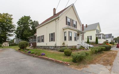 Lowell Single Family Home Price Changed: 51 Chase Ave