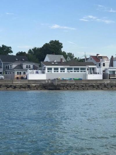 Weymouth Single Family Home For Sale: 140 Fort Point Road