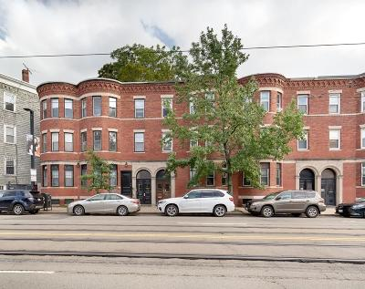 Multi Family Home For Sale: 858 Huntington Ave