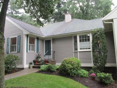 Waltham Condo/Townhouse Under Agreement: 501 Lexington St. #71