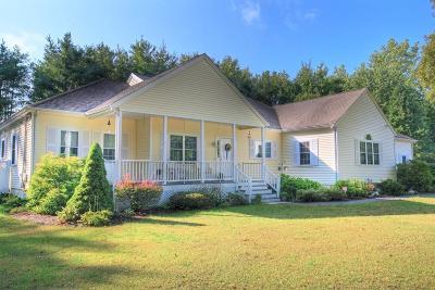 Raynham Single Family Home For Sale: 346 Elm St W