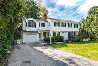 Framingham Single Family Home Contingent: 19 Joanne Dr