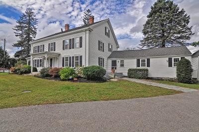 Marlborough Single Family Home For Sale: 197 Stow Road
