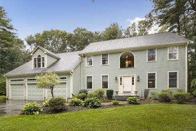 Mansfield Single Family Home For Sale: 98 York Rd