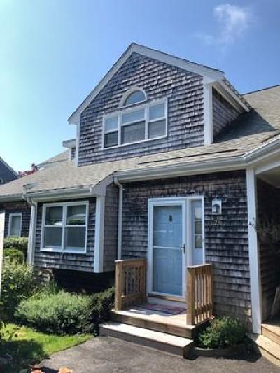 Bourne Condo/Townhouse For Sale: 28 Harbor Hill Drive #28