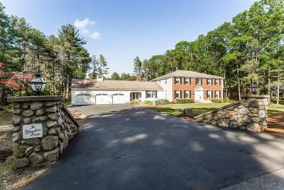 Hingham Single Family Home For Sale: 36 Wanders Drive