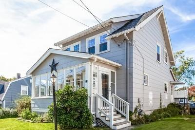 Braintree Single Family Home Price Changed: 27 Staten Rd