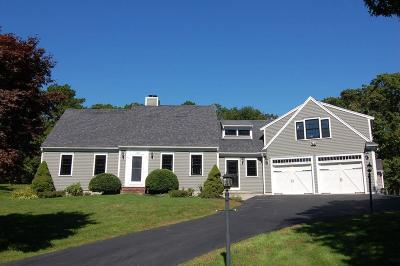 Sandwich Single Family Home Under Agreement: 129 Great Hill Rd