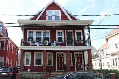 Somerville Multi Family Home For Sale: 53 Sargent Ave