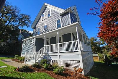 Hull Single Family Home For Sale: 30 Western Ave