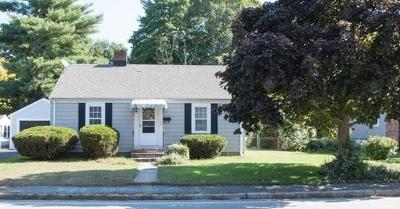 Rockland Single Family Home Under Agreement: 331 Liberty St