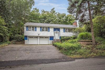 Arlington Rental Under Agreement: 120 Hutchinson Road