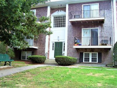 Plymouth Condo/Townhouse For Sale: 10 Chapel Hill Dr #3