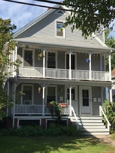 North Attleboro Multi Family Home Under Agreement: 92-94 Fisher Street