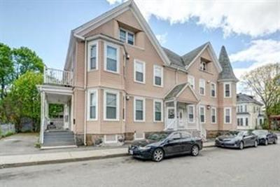 MA-Suffolk County Condo/Townhouse For Sale: 408 Seaver #4