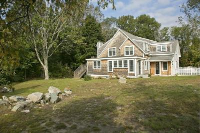 Scituate Single Family Home For Sale: 376 Clapp Rd