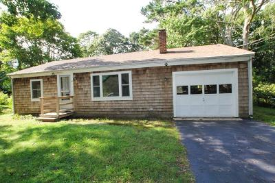 Barnstable Single Family Home Under Agreement
