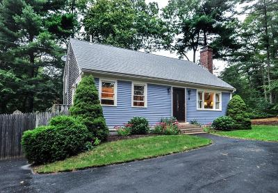 Pembroke Single Family Home For Sale: 9 Cedar Terrace