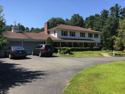 Hanover Single Family Home Under Agreement: 156 Main St