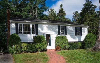 Marshfield Single Family Home For Sale: 18 Meetinghouse Lane