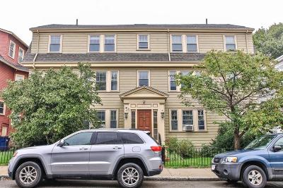Condo/Townhouse Under Agreement: 17 Hastings St #5