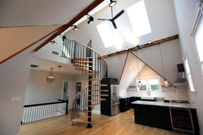 Somerville Single Family Home For Sale: 40 Evergreen Ave #2