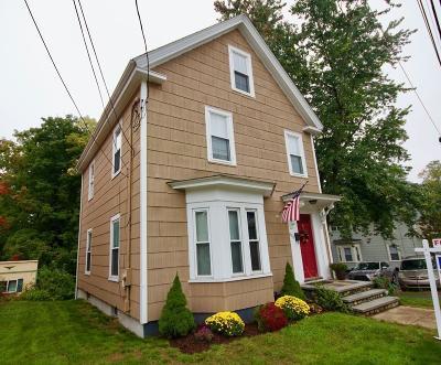 Woburn Single Family Home Under Agreement: 668 Main St
