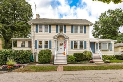 Milton Single Family Home Contingent: 51 Saint Agatha Rd