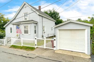 Lowell Single Family Home Under Agreement: 25 Damon St
