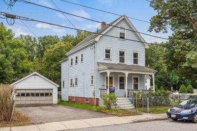 Framingham Single Family Home Contingent: 82 Alexander St.