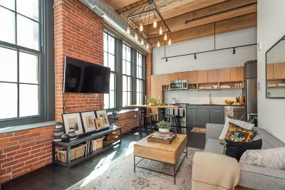 Condo/Townhouse Contingent: 319 A St #204