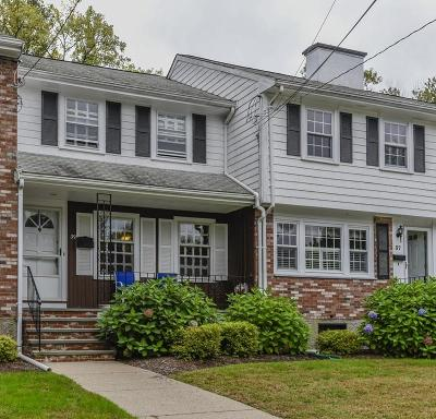 Dedham Condo/Townhouse Under Agreement: 39 Clough Rd #39
