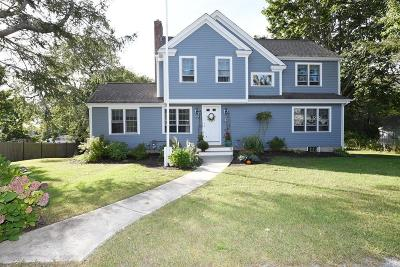 Marshfield Single Family Home For Sale: 132 Saginaw Ave.