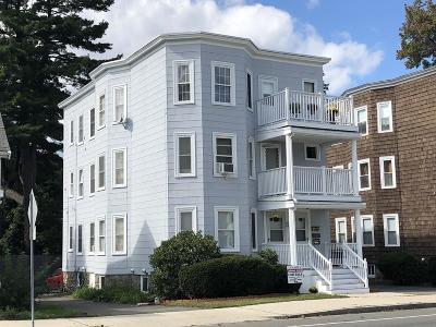 Melrose Multi Family Home Contingent: 1080-1082 Main St