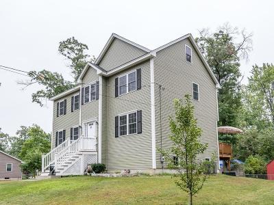 Billerica Single Family Home Under Agreement: 24 Greenville St