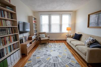 Condo/Townhouse Under Agreement: 28 Ransom Rd #8