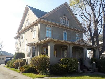 Fall River Single Family Home For Sale: 896 Highland Ave