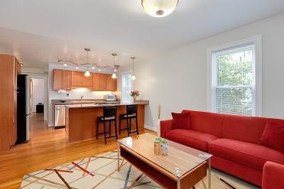 Condo/Townhouse Under Agreement: 358 Washington St #1